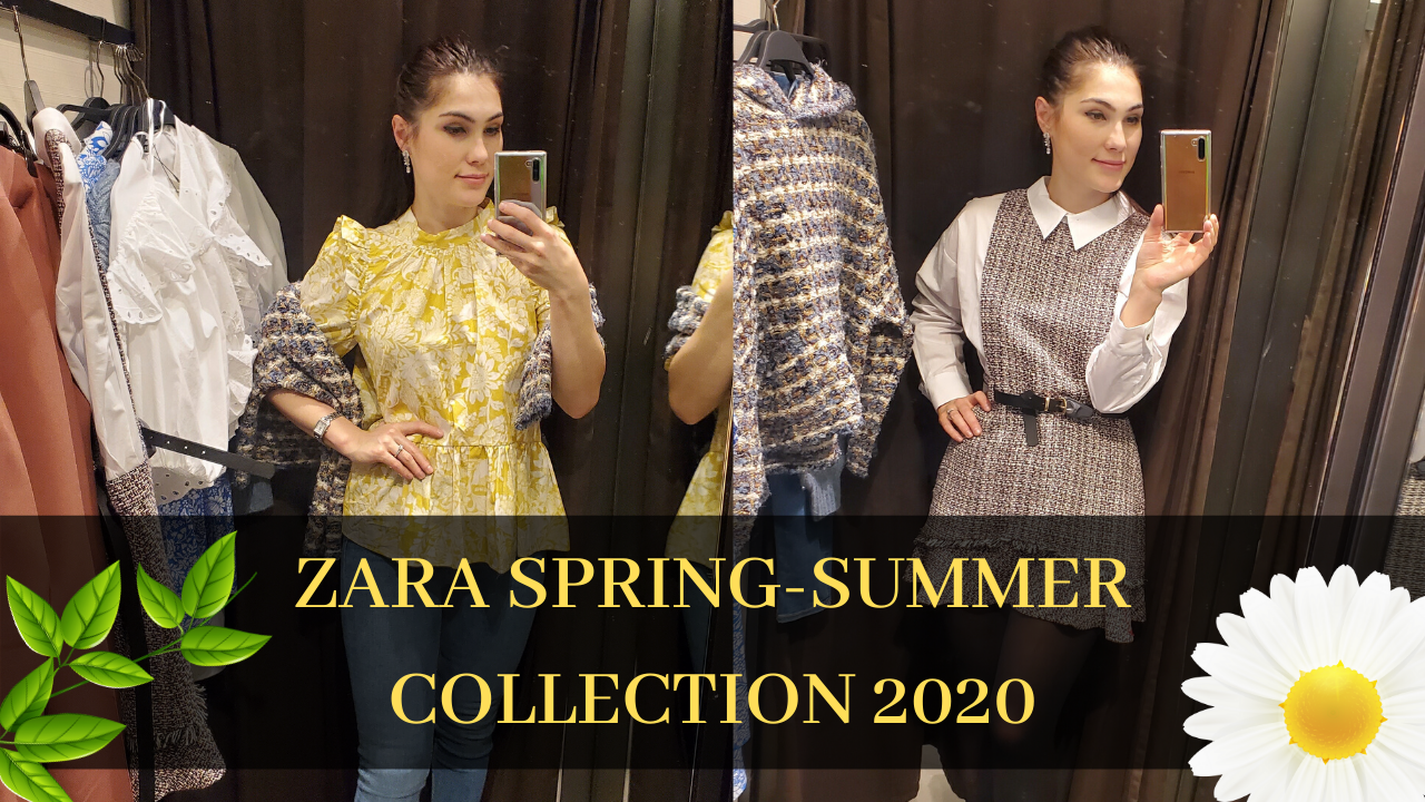 Zara Spring Summer Collection 2020 And 5 Facts About Zara Rushana Bright Blog