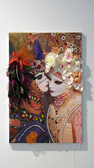 Women in Masquerade